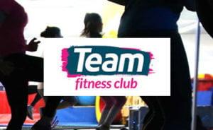 team fitness club