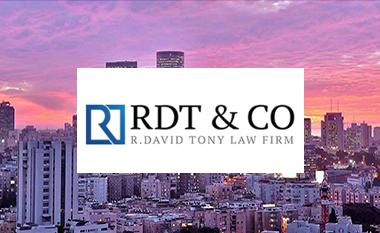 בניית אתר אינטרנט עבור חברה לעריכת דין